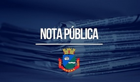Prefeitura envia nota sobre CPI da dívida ativa